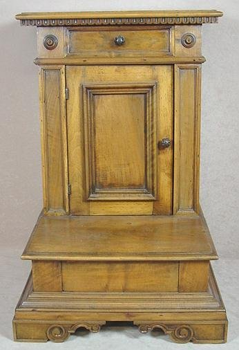 18: FRUITWOOD CABINET