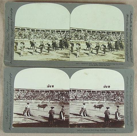 322: 49 STEREO CARDS KEYSTONE MIXED