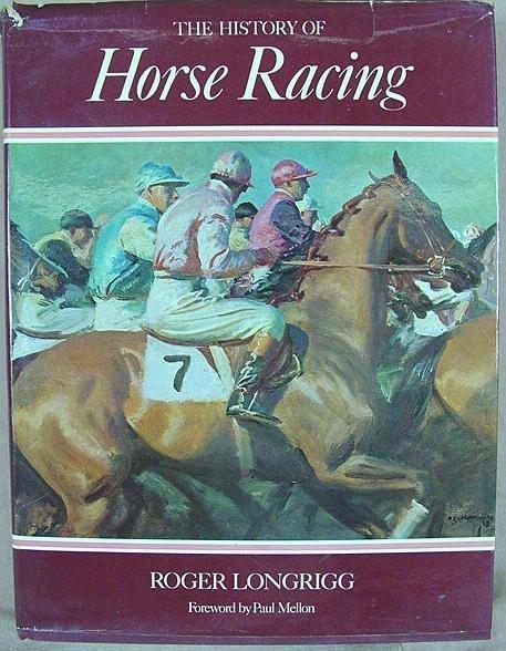 1: 9 BOOKS, HORSE RACING & HORSES