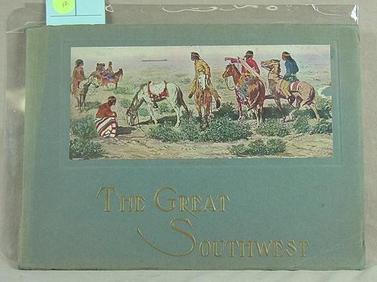 10: Great Southwest Sante Fe & Kansas 1926