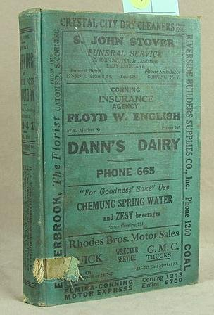 16: Manning's Corning and Painted Post (NY) Directory 1