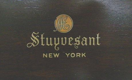 499A: BABY GRAND PIANO AEOLIAN Retailed by STUYVESANT - 2