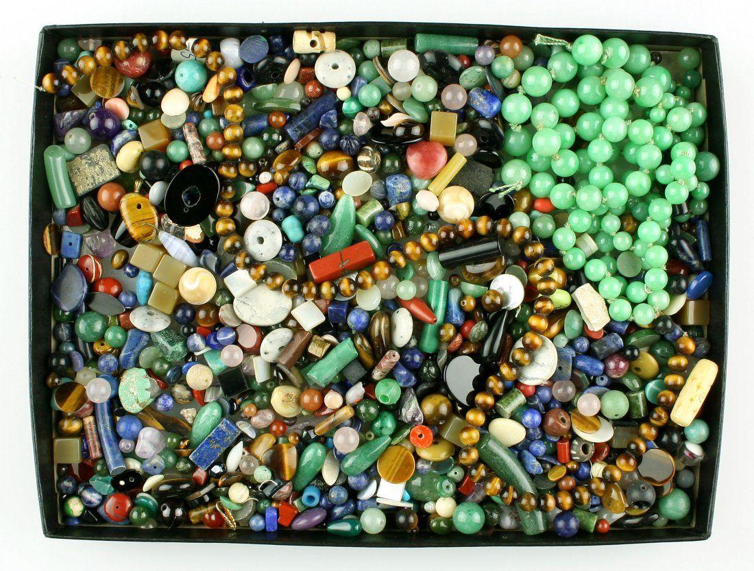 Massive 516 gram Grab Bag of Semi-Precious Stones