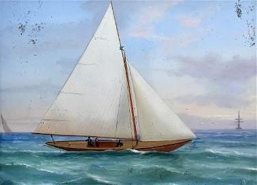 447: ANTONIO DE SIMONE (ITALIAN, 1851-1907)