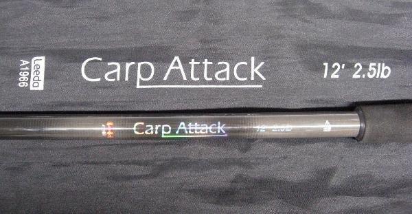 1006: LEEDA - CARP ATTACK 2.5LB TC ROD