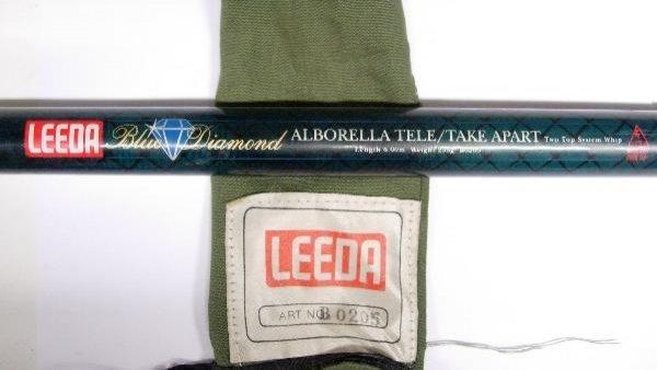 1014: LEEDA - ALBORELLA TAKE APART WHIP POLE, 6METRE