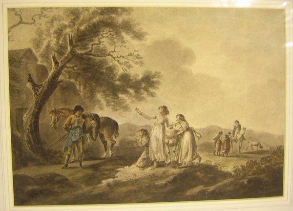 7: ATTRIBUTED TO JULIUS CAESAR IBBETSON (BRITISH, 1759-