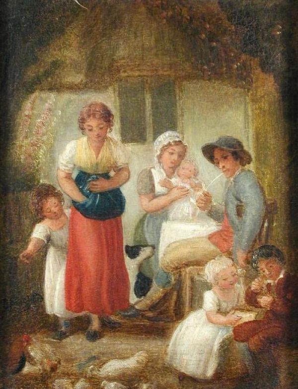 13: THOMAS STOTHARD, RA (BRITISH, 1755-1834)