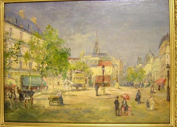 16: RAFFAELLI (FRENCH, 19TH CENTURY)