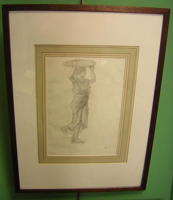 17: SIR EDWARD JOHN POYNTER, PRA (BRITISH,  1836-1919)
