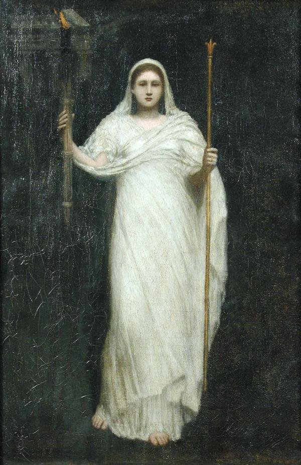 25: ARTHUR HACKER, RA (1858-1919)