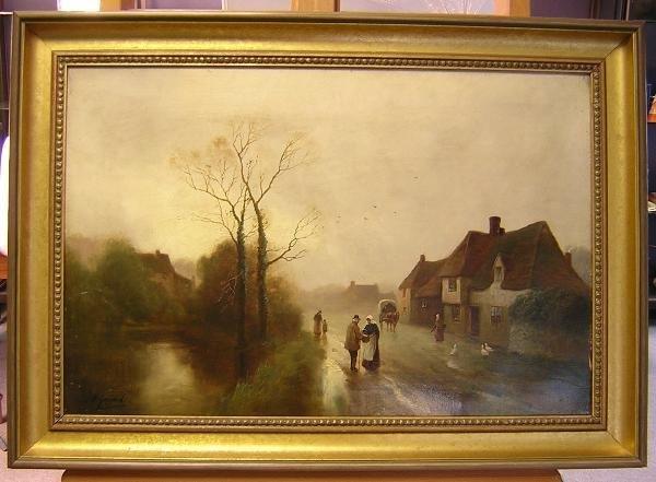 42: JAMES WALTER GOZZARD (ENGLISH, 1888-1950) - 5