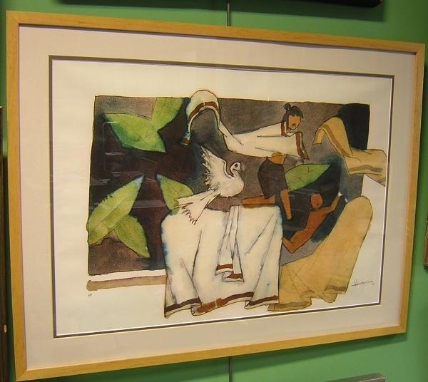 93: MAQBOOL FIDA HUSAIN (INDIAN, B.1915)