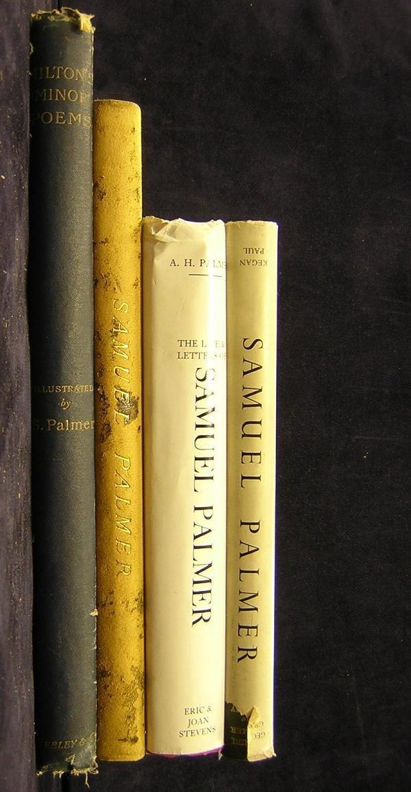 304: PALMER, SAMUEL, THE MINOR POEMS OF JOHN MILTON