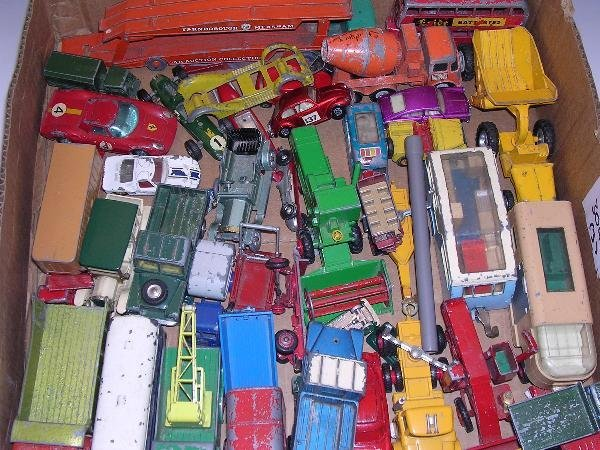 2002: DIECAST VARIOUS, THREE BOXES TO INCLUDE MATCHBOX,