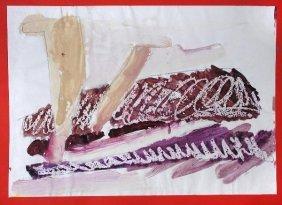 688: ROGER KEITH (SYD) BARRETT (BRITISH, 1946-2006)