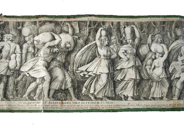 750: PIETRO SANTI BARTOLI (ITALIAN, 1635-1700)