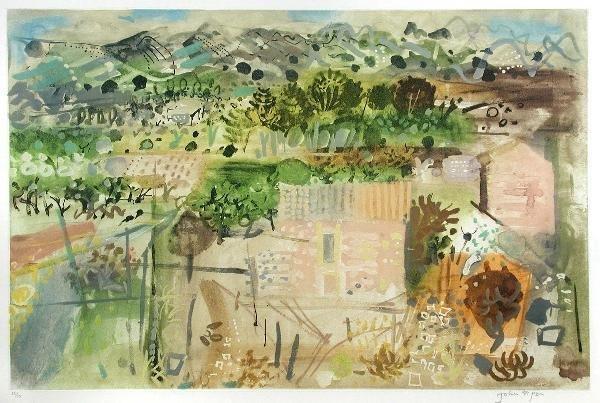 752: JOHN PIPER, OM, CH (1903-1992)