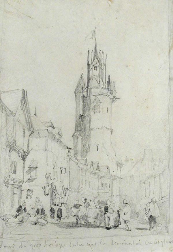 763: JOHN SELL COTMAN (ENGLISH, 1782-1842)