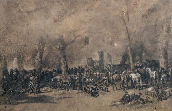 764: JOSEPH-ZEPHYRIS GENGEMBRE (FRENCH, 19TH CENTURY)