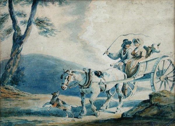 765: PETER LA CAVE (ENGLISH, 1769-1806)