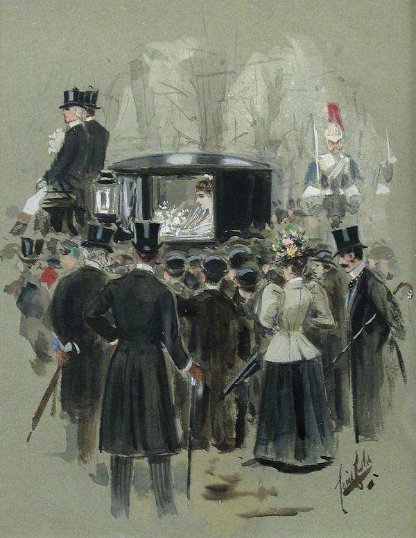 770: CECIL E CUTLER (ENGLISH, 1886-1934)