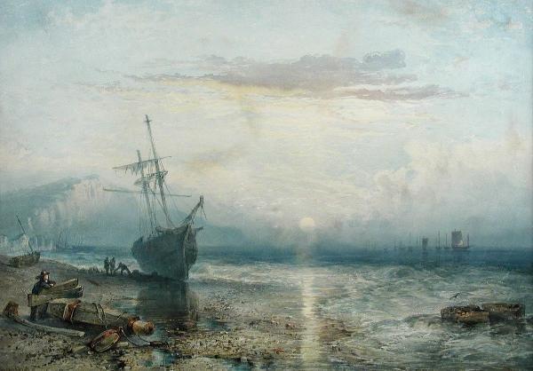 775: WILLIAM COLLINGWOOD SMITH, RWS (BRITISH, 1815-1887