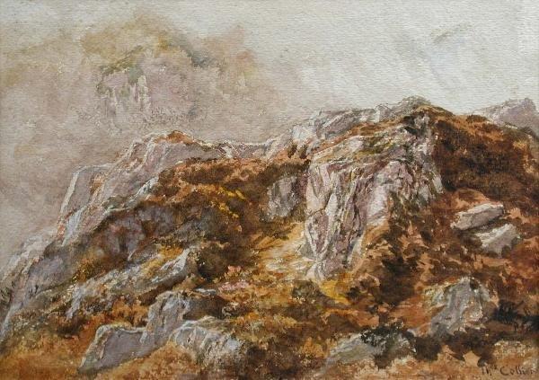 810: THOMAS (TOM) COLLIER, RI (BRITISH, 1840-1891)