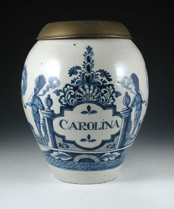 5: DELFT CAROLINA JAR