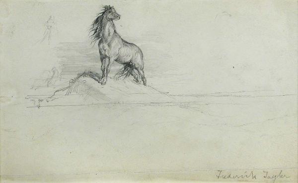 392: JOHN FREDERICK TAYLER, PRWS (BRITISH, 1802-1889)
