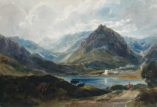 396: ATTRIBUTED TO WILLIAM HAVELL, RWS (BRITISH, 1782-1