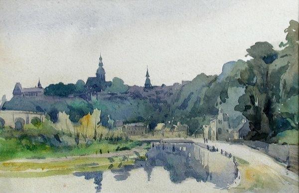 399: W M GRESLEY (ENGLISH, EXH.1886-1893)