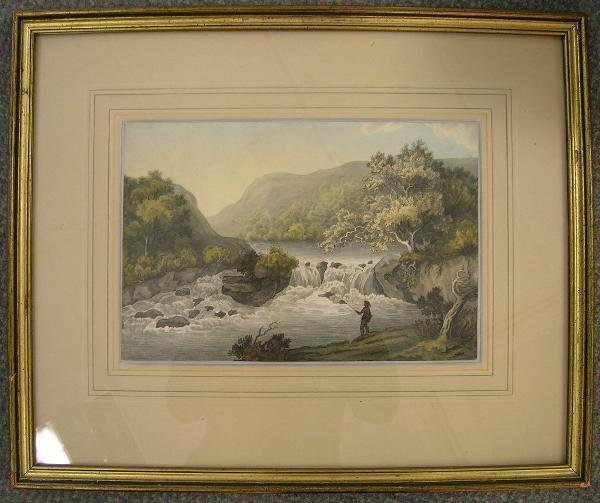 8: ATTRIBUTED TO WILIAM PAYNE (1760-1830)