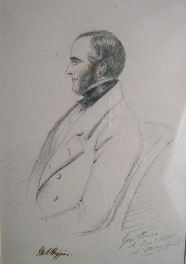 18: COUNT ALFRED GUILLAUME D' ORSAY (FRENCH)