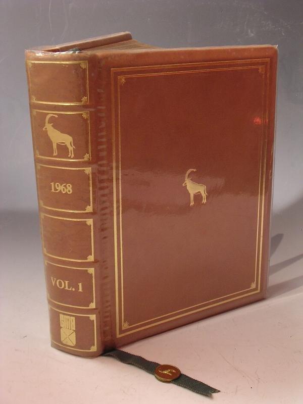 1001: 1968 WILDLIFE YEAR BOOK