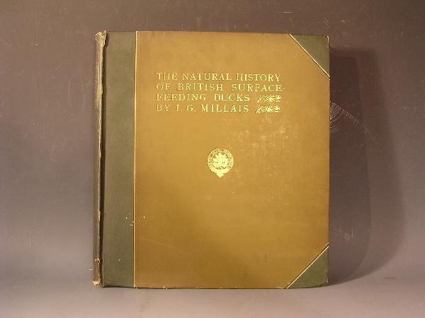 1008: MILLAIS (J G ) THE NATURAL HISTORY OF BRITISH