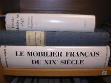 755 CONTINENTAL FURNITURE LE MOBILIER FRANCAIS DU XIX