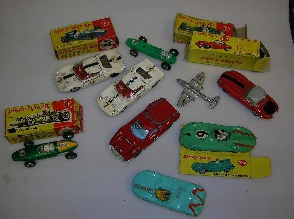 2021: DINKY TOYS ASSORTED RACING CARS: 240 COOPER