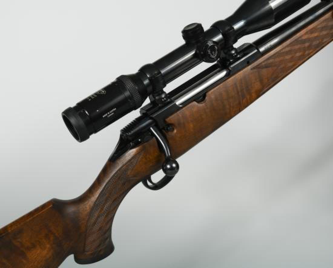 Lakelander, a model 389 .308 bolt-action sporting