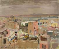 § Kenneth Green, RP (British, 1905-1986) Cairo