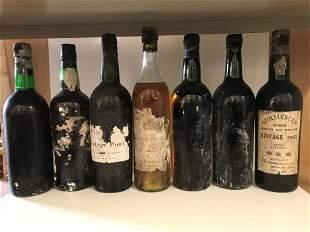 Bisquit Dubouche 1935 Vintage Cognac Unique Store,