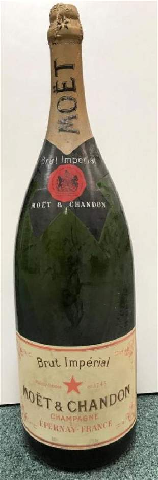 Champagne Moet et Chandon Brut Imperial NV a 900cl