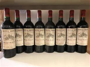 Chateau Roudier Montagne St Emilion 1995 10 bottles