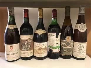 Mixed wines Chateau des Gauliers Bonnezeaux 1959 1