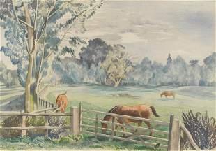 John Northcote Nash CBE RA British 18931977