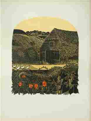 Robert Tavener British 19202004 Four Ducks and a