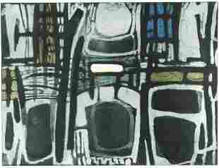 John Brunsdon ARCA British 19332014 Studio