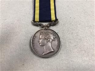 Punjab 1849 Medal no clasp
