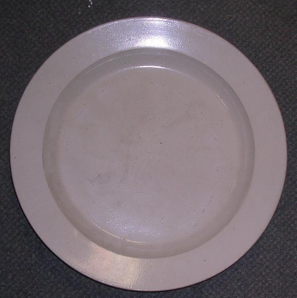 3: A SALTGLAZE DISH