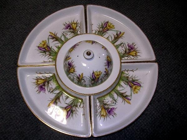 21: A CHAS FORD SUPPER SET